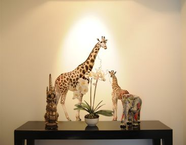 Produktfoto Wall Decal no.356 Giraffemother and Baby