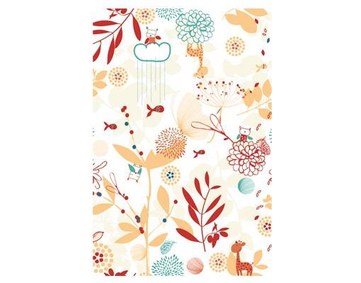 Produktfoto Selbstklebendes Wandbild Spring Garden