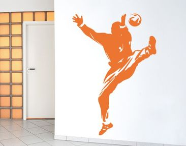 Produktfoto Wall Decal No.UL557 Handball Tormann
