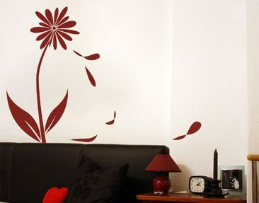 Produktfoto Wall Decal No.AS8 Blown By The Wind