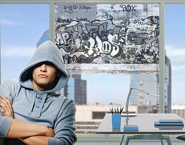 Produktfoto Window Mural Graffiti Art