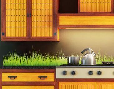 Produktfoto Wall Decal no.328 Grass Set