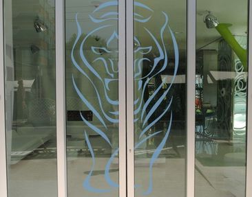 Product picture Window Sticker no.26 Tiger