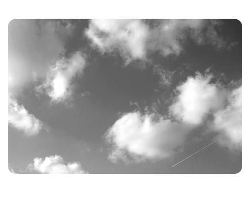 Produktfoto Selbstklebendes Wandbild Clouds in the Air