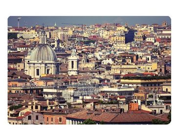 Product picture Wall Mural Rome Rooftops