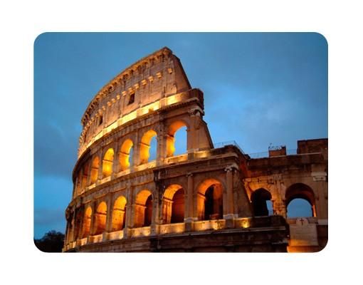 Produktfoto Selbstklebendes Wandbild Colosseum at Night
