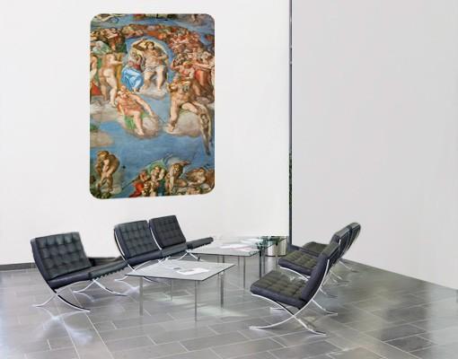Produktfoto Selbstklebendes Wandbild The last Judgement