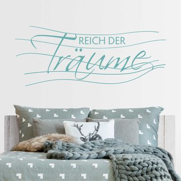 Product picture Wall Decal No.UL573 Empire of Dreams