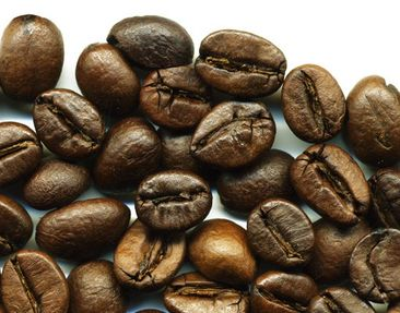 Product picture Wall Decal No.294 Coffee Beans Cup