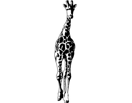 Produktfoto Wandtattoo Giraffe No.TA1 Giraffe