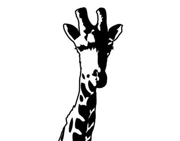 Product picture Wall Decal no.TA1 Giraffe