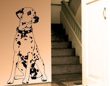 Produktfoto Wall Decal No.TA2 Dalmatian