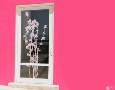 Product picture Window Sticker no.SF963 Flowering Bosk