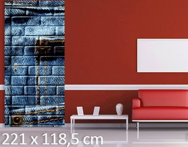 Product picture Door Wall Mural Jeanswall