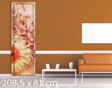 Product picture Door Wall Mural Forgotten Beauty I