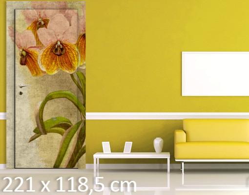 Produktfoto Fototapete Blumen - Gänseblümchen - Tapete selbstklebend