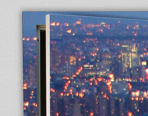 Produktfoto Türtapete New York -  Manhattan Lights