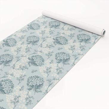 Product picture Adhesive Film - Hortensia Vintage...