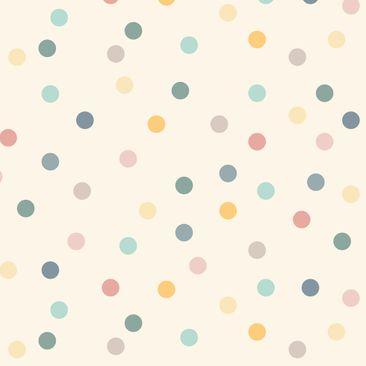 Produktfoto Klebefolie - Konfetti Punkte Muster - Selbstklebende Folie