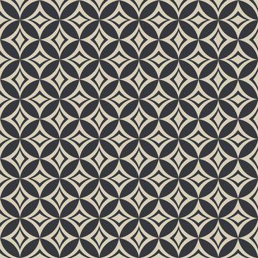 Produktfoto Klebefolie - Prägnantes Art Deco Muster - Selbstklebefolie