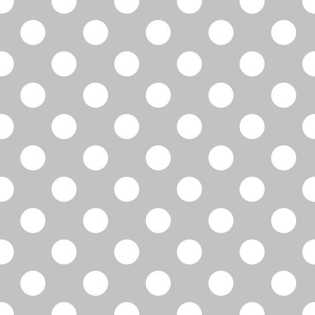 Immagine del prodotto Pellicola adesiva - Points in white on gray