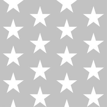 Immagine del prodotto Pellicola adesiva - White Stars on Grey