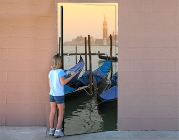 Product picture Door Wall Mural Venice Dreams