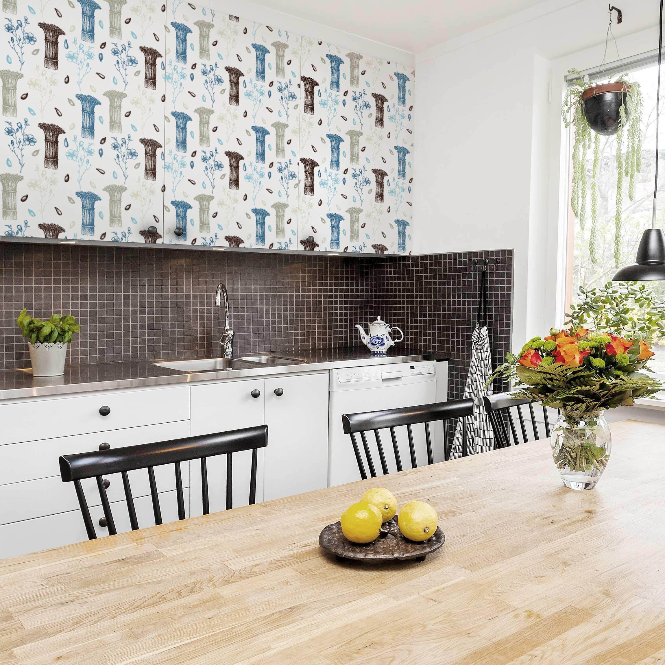 m belfolie vintage landhaus design klebefolie f r m bel. Black Bedroom Furniture Sets. Home Design Ideas