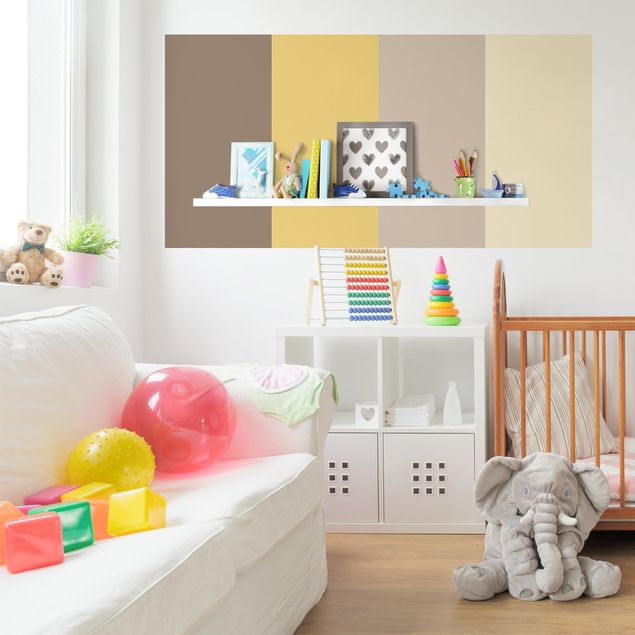 klebefolie k che coffeehouse farbset cr me macchiato honig mocca dekorfolie. Black Bedroom Furniture Sets. Home Design Ideas