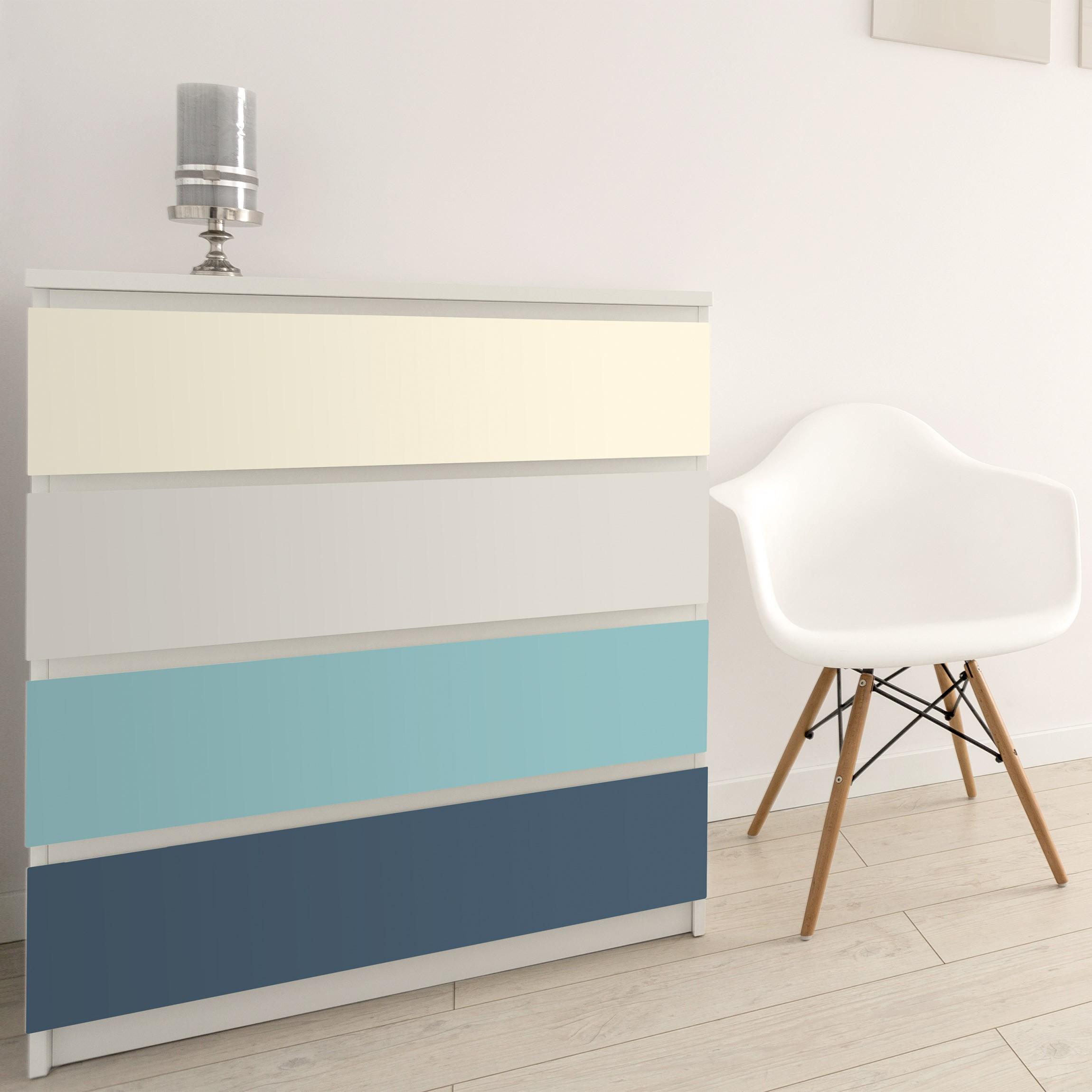 carta adesiva per mobili cashmere sandy pastel turquoise slate blue. Black Bedroom Furniture Sets. Home Design Ideas