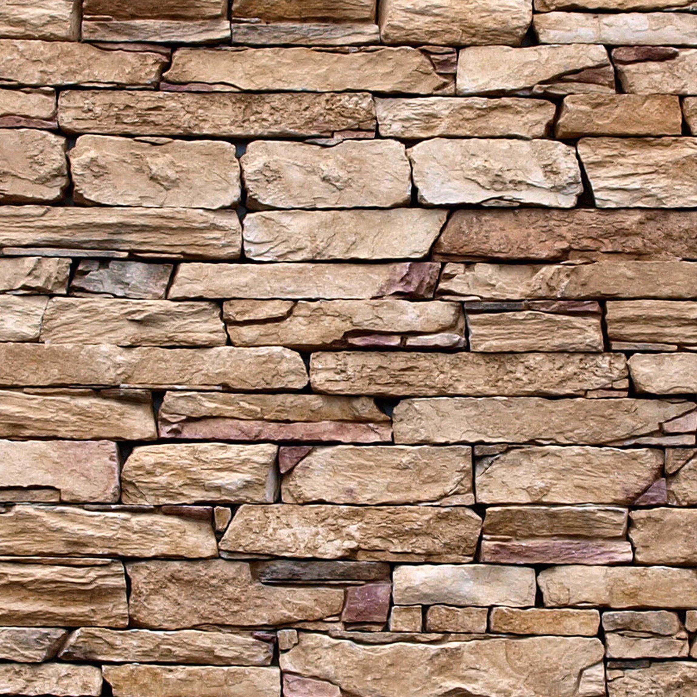 klebefolie steinoptik crete stonewall dekorfolie