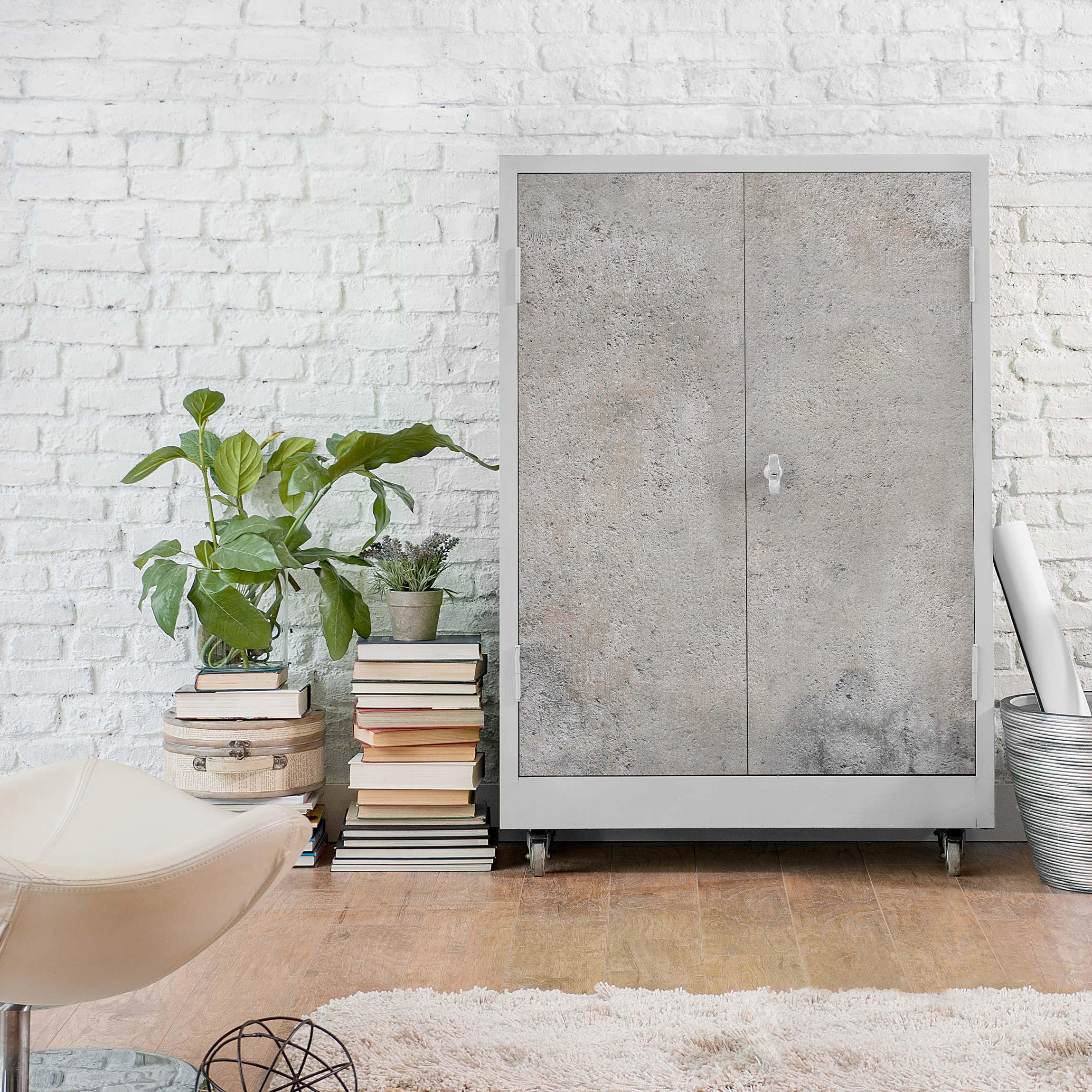 Klebefolie beton shabby betonoptik betonfolie - Klebefolie betonoptik ...