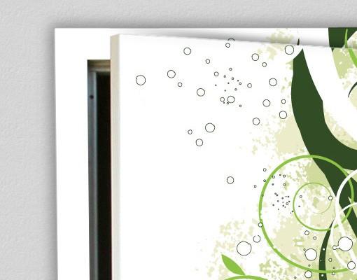 Produktfoto TürTapete Fragile Bubbles II