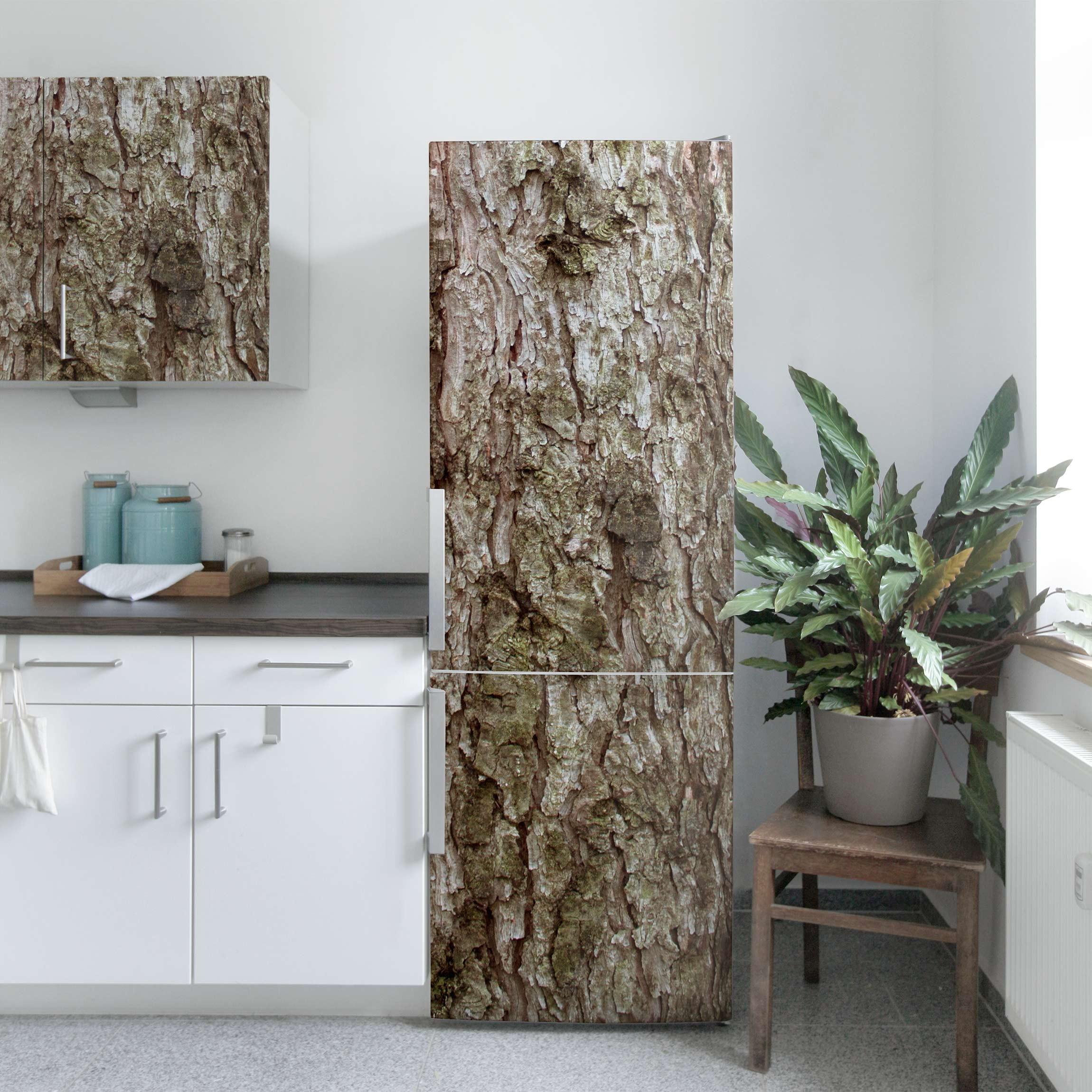 Carta adesiva per mobili bark - Carta adesiva colorata per mobili ...