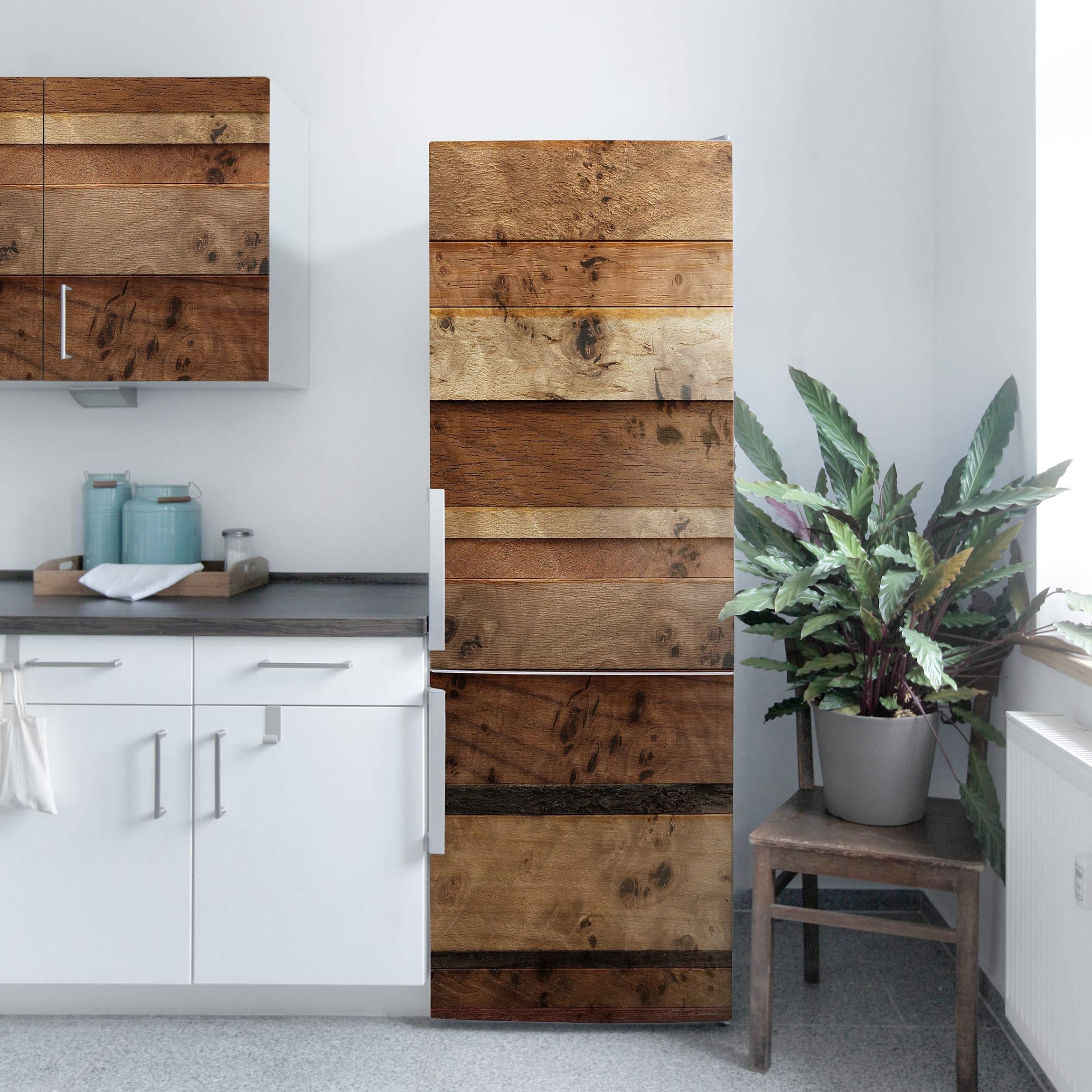 Carta adesiva per mobili woody birdseye - Carta per ricoprire mobili ...