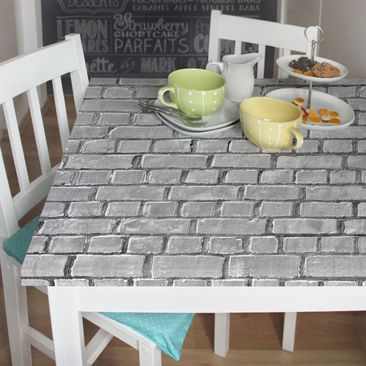Product picture Self-adhesive Furniture Covering - Brick...