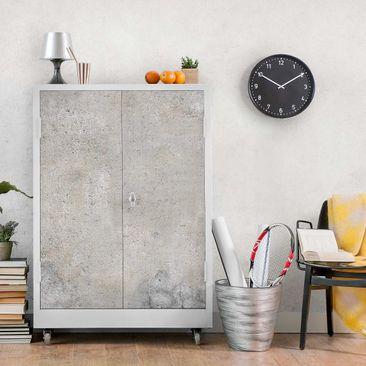 Immagine del prodotto Carta Adesiva per Mobili - Shabby concrete look