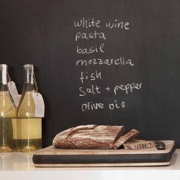 Product picture Self-adhesive Blackboard Film - Kitchen...