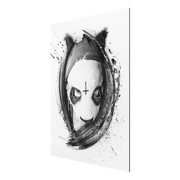 Product picture Aluminium Print - Mural Cro - Portrait...