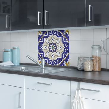 Product picture Tile Sticker Set - Spanish tiled...