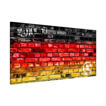 Produktfoto Magnettafel - Germany Stonewall - Memoboard Panorama Quer