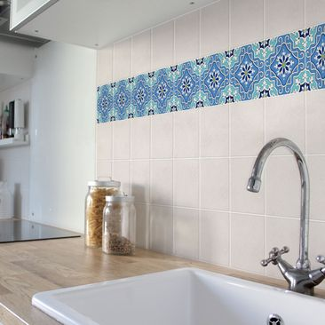 Product picture Tile Sticker - Mediterranean tile...