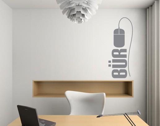 Produktfoto Wandtattoo Sprüche - Wandworte No.UL18 Büro