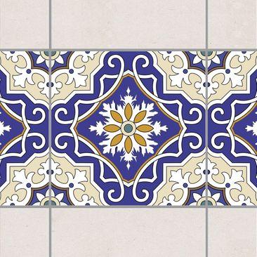 Product picture Tile Border - Spanish tile ornament 15cm...