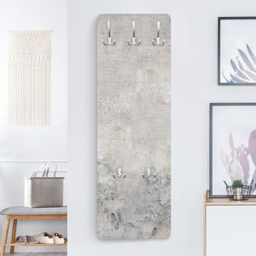 Produktfoto Garderobe - Shabby Betonoptik - Modern