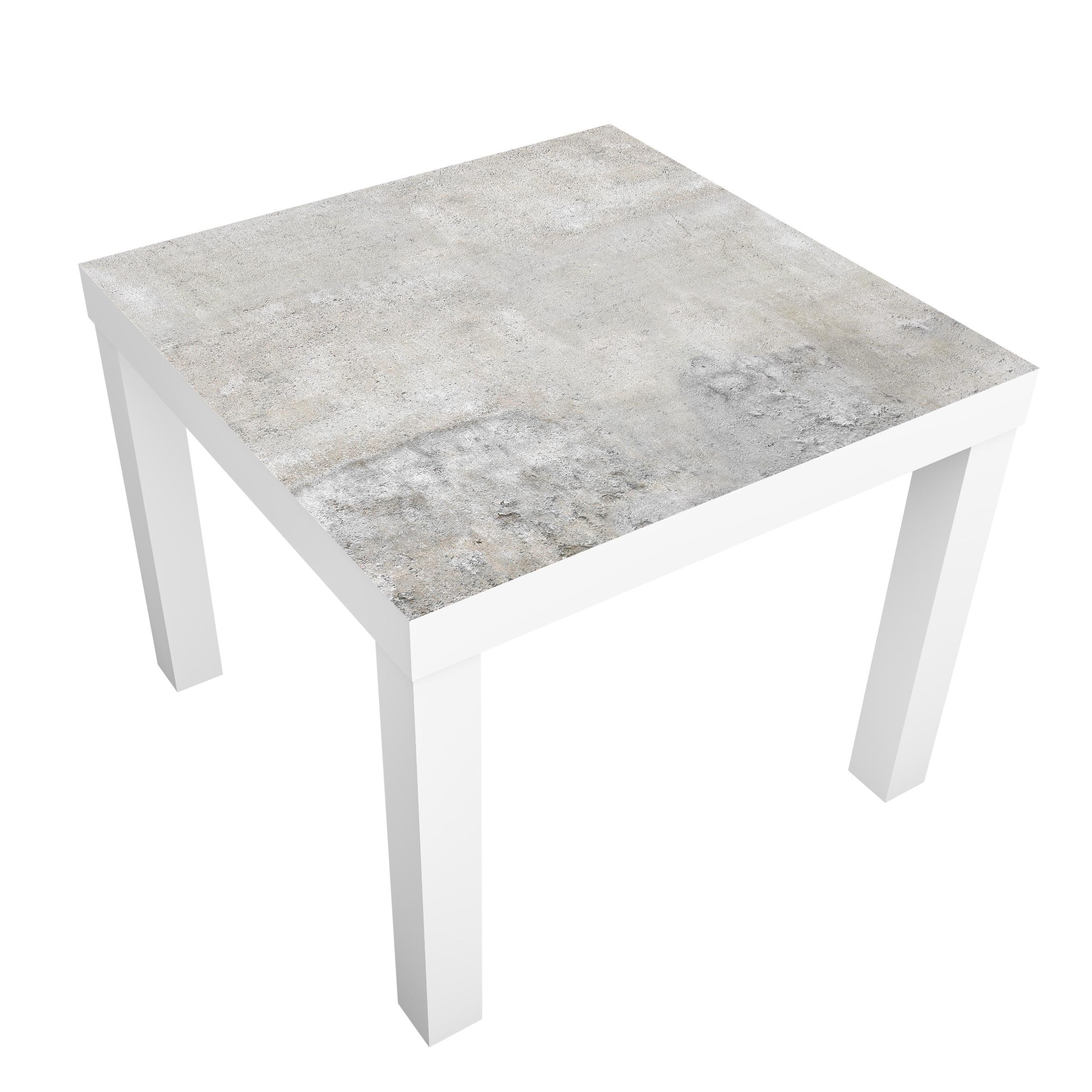 beistelltisch shabby betonoptik tisch grau. Black Bedroom Furniture Sets. Home Design Ideas