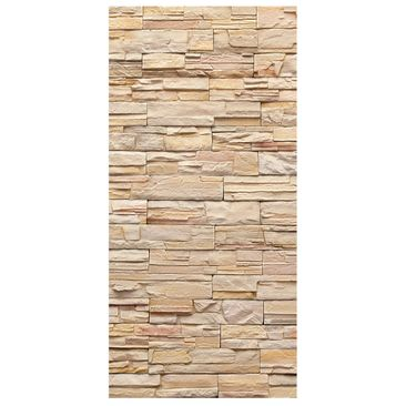 Product picture Panel Curtain Asian Stonewall - Large...