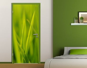 "Product picture Photo wall mural door no.5 ""FEELING THE..."