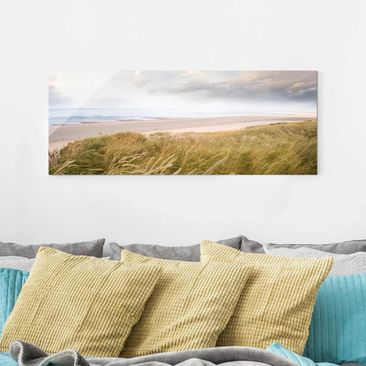 Product picture Print on Glass - Dunes dream - Glass...