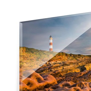 Product picture Print on Glass - Tarbat Ness Lighthouse...